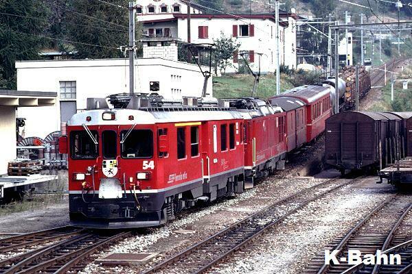 RhB Berninabahn