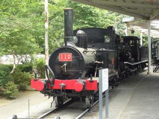 蒸気機関車-輸入機